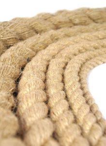 Cuerda de yute | Abschnitt